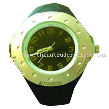 Multifunctional LCD Watch