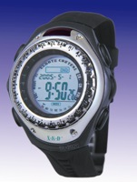 World Time Zone Remote Control Watch