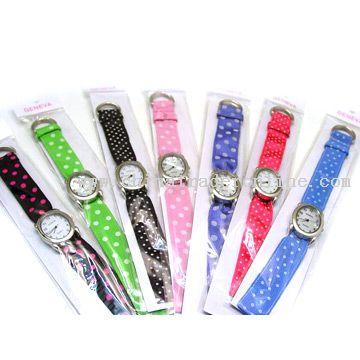 Ribbon Watches