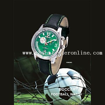 Soccer & Football Watch