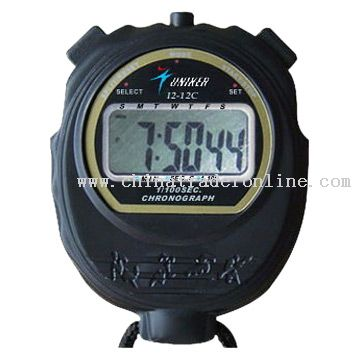 Stopwatch from China