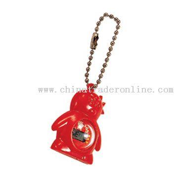 Watch Key Chain