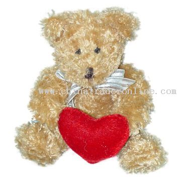 Valentines Bears · Stuffed Teddy Bear