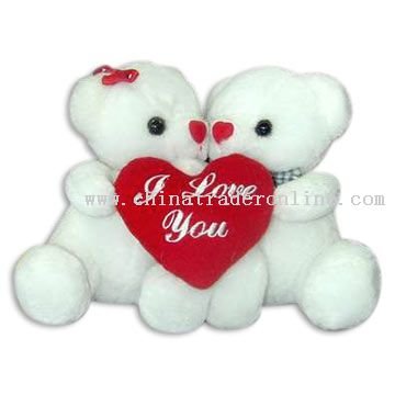 Valentines Bears Model No.:CTO10717 Description: Features: 1) Size: 6 inch