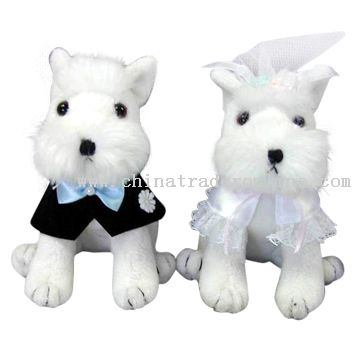 Wedding Animal Toys