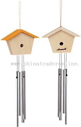 Bird House WindChime