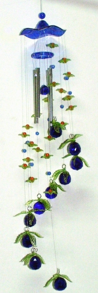 Diamond windchime