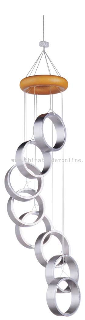 GLASS & ALUMINUM SERIES WindChime