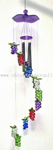 Grape Wind Chime