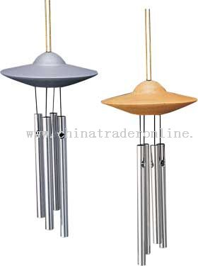 Large UFO Wind Bell