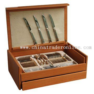 Fiber Wood Box