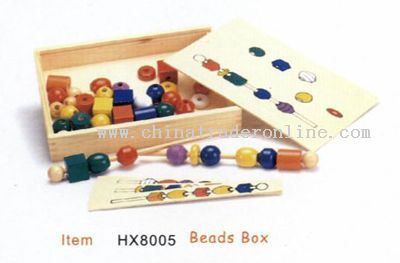 BEADS BOX