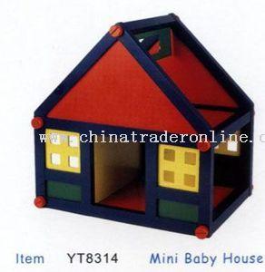 MINI BABY HOUSE