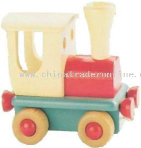 Wooden LOCOMOTIVE Toys