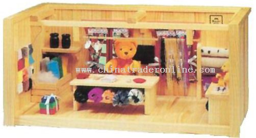 Wooden SAMPLE ROOM Toys