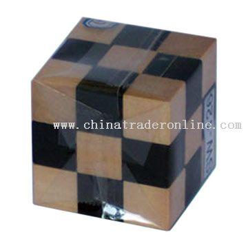 Wooden Toy (Black Art)