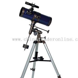 F500114EQ Equatorial Newtonian Reflector