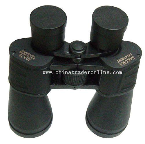 40x70 Porro Binocular