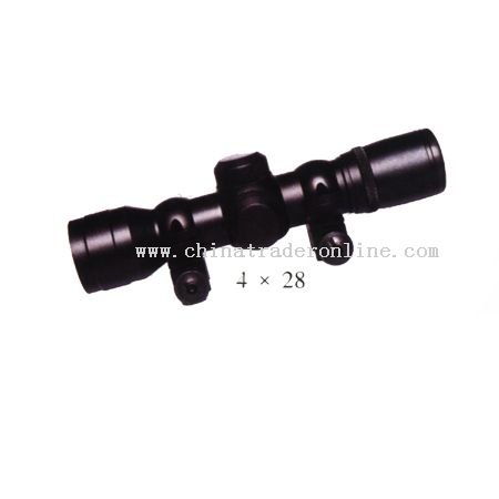 4x28 Riflescope