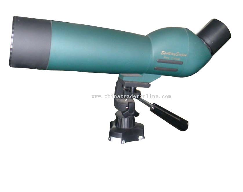 15-45*60 Spotting scope