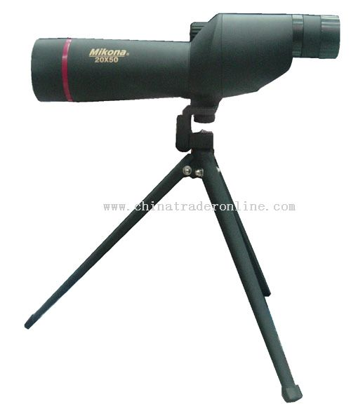 20*50 Spotting scope