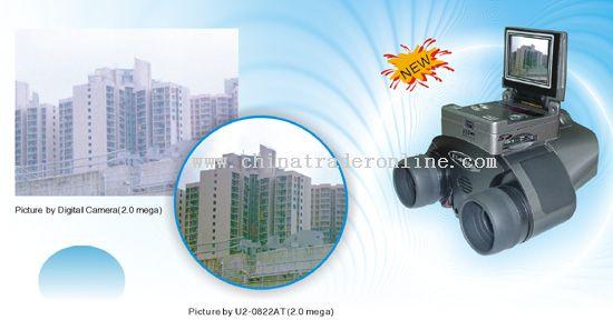 2.0mega pixel,1.5 TFT LCD Screen Digital Camera Binocular
