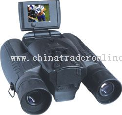 4.1 million pix Digital Camera Binocular