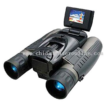 4.1M Digital Camera + Binocular