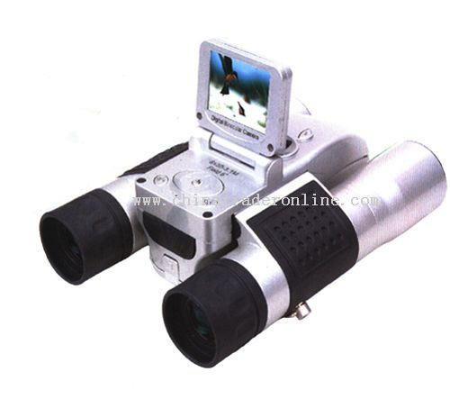 8x30 Digital Camera Binoculars