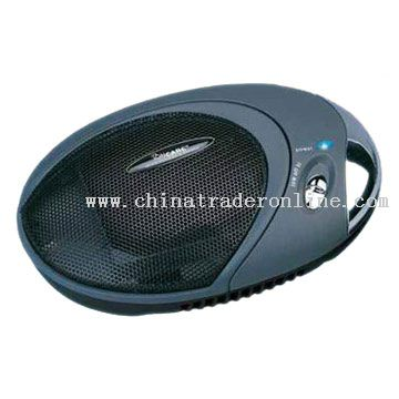 UV Air Purifier and Ionizer With Activated Carbon Filter  from China