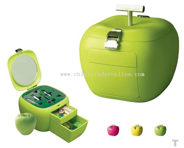 Apple Beauty & Medical Kit