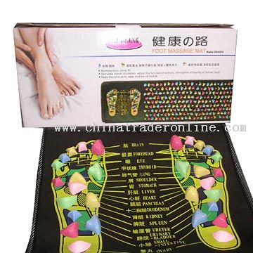 Healthy Foot-Massage Mat from China