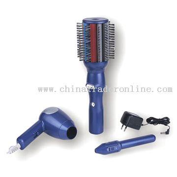 Rotating Hair Brush