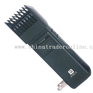 Cordless electric hair clipper