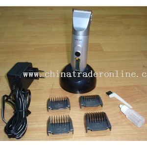 Movable blade adopted Hair Clipper