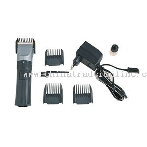 RECHARGEBLE CLIPPER HAIR CLIPPER
