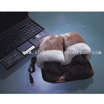 USB Warming Shoes Sheath