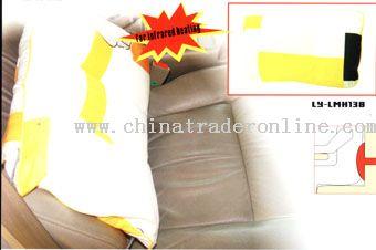 Lumbar Massager with Heat