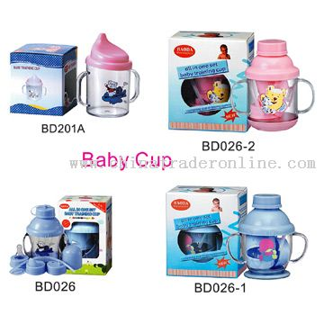 Baby Cups from China