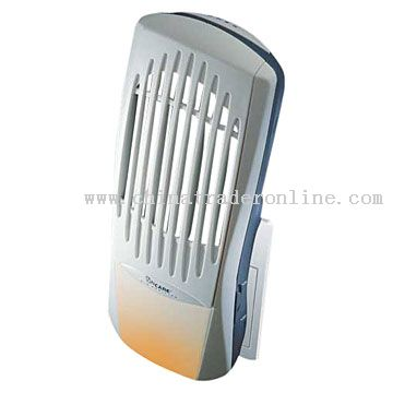 Ionic Air Freshener for Bathrooms and Small Space
