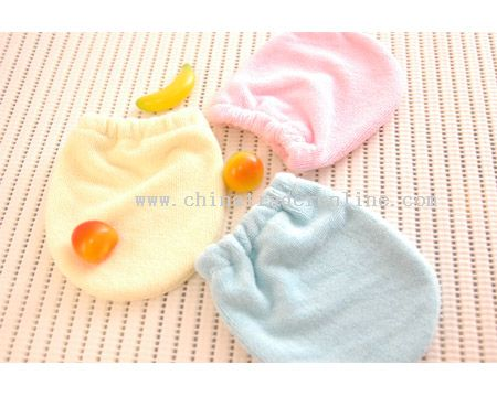 microfiber cosmetic product