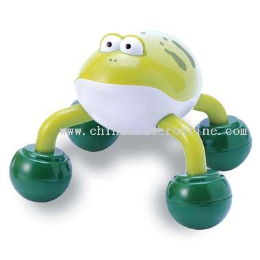 Frog massager from China