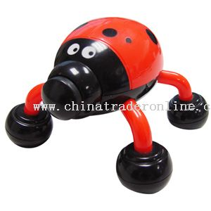 lady bug Massager from China