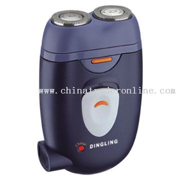 2-Head Electric Shaver from China