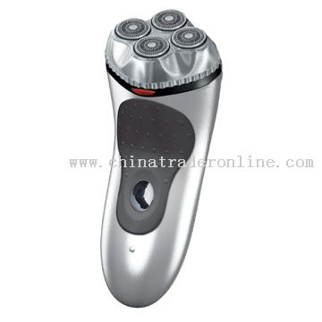 4-head Mens Shavers Model No.:CTO1491 Description: Features: 1) AC220V,