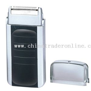POCKET SHAVERS DRY CELL RECIPROCATING Shaver