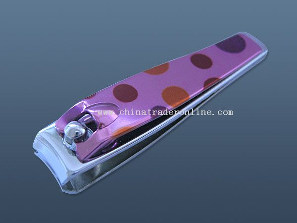 Color Nail Clipper from China