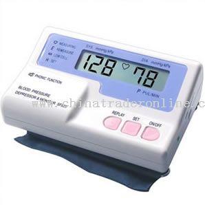 Microcomputer-Base Vocal Blood Pressure Depressor Monitor