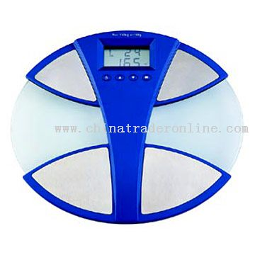 Glass Top Fat and Water Scale