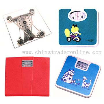 Mechanical Bathroom Scales from China